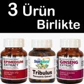Ginseng Tribulus Ep İmedium 3 Lü Set Ürün Skt 2023...