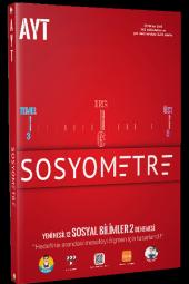 Ayt Sosyometre Yeni Nesil 12 Sosyal Bilimler 2 Denemesi Tonguç Akademi