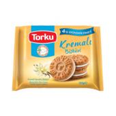 Torku Sade Kremalı Bisküvi M.pack 4x76g