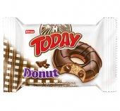 Elvan Today Donut Kakaolu Kek 50 Gr (24 Adet)