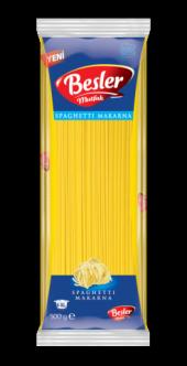 Besler Mutfak Spaghetti 500 Gr