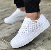 Chekıch Beyaz Günlük Erkek Spor Ayakkabısı Ch015