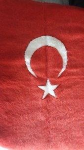 Türk Bayrağı, 1. Kalite, El Dokuması
