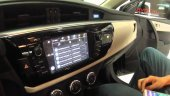 Toyota Corolla 2014 2015 Navigasyon Android Navimex Nav 9994 Hd
