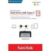 Sandisk Ultra Dual Drive Type C 128gb Otg Usb Bellek Sdddc2 128g G46
