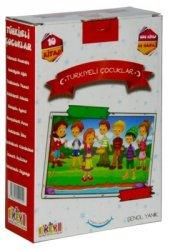 Türkiyeli Çocuklar Serisi 1 Hikaye Seti Kutulu 10 Kitap