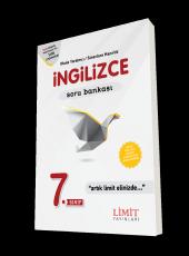 Limit Yayınları 7. Sınıf İngilizce Soru Bankası Yeni