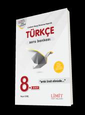 Limit Yayınları 8. Sınıf Türkçe Soru Bankası Yeni