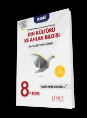 Limit Yayınları 8. Sınıf Din Kültürü Konu Bitirme Kitabı Yeni