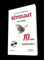 Limit Yayınları 10. Sınıf Biyoloji Soru Bankası Yeni