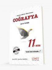 Limit Yayınları 11. Sınıf Coğrafya Soru Bankası Yeni