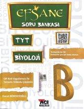 Açı Yayınları Tyt Biyoloji Efsane Soru Bankası