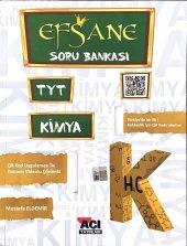Açı Yayınları Tyt Kimya Efsane Soru Bankası