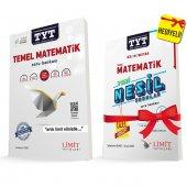Limit Yayınları Tyt Temel Matematik Soru Bankası Hediyeli