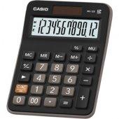 Casıo Mx 12b Bk (Premıum) 12 Hane Masaüstü Hesap Makinesi