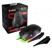 Msı Gg Clutch Gm60 Gamıng Mouse 10.800 Dpı Pıxart Pmw3330 Optik S
