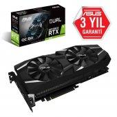 Asus Geforce Dual Rtx2080 O8g 8gb Gddr6 256bit 1800mhz Oc 1xhdmı