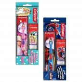 Colgate Spiderman Ve Barbie Çocuk Diş Macunu Ve Di...