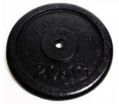 Sportive Döküm Plaka Ağırlık 20 Kg