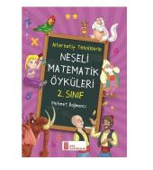 Ata 2.sınıf Alternatif Tekniklerle Neşeli Matematik Öyküleri