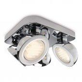 Philips Ecomoods Glance Spot Krom 531241116