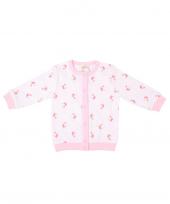 Sleep Pink Bebek Pembe Hırka 9 12 Ay