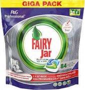 Fairy Jar Platinum Bulaşık Makinesi Kapsülü 84 Adet X 2 Paket