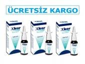 Xlear Burun Spreyi 45ml 3 Adet