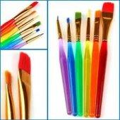 Artist Brushs 6 Lı Fırça Seti