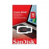 Sandisk Cruzer Blade 16gb Usb Bellek (Sdcz50 016g ...