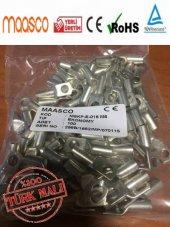 Maasco Skp (Bakır Pabuç) 16 Mm Kabloya Göre 100 Adet