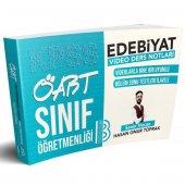 &oumlabt Sınıf &oumlğretmenliği Edebiyat Video Ders Notları Benim Hocam Yayınları