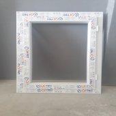 70x130 Orpen Çift Cam Tek Kanat Pencere