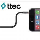 Ttec Stereo Aux Kablosu Premium 3.5 Mm Siyah 2ak01...