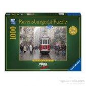 Ravensburger 1000 Parçalı Puzzle Beyoğlu Karlı Gün...