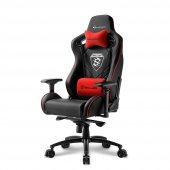 Sharkoon Çok Yönlü,ergonomik,kırmızı Oyuncu Koltuğu Skıller Sgs4 Bk Rd
