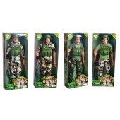 Vardem Kutulu New Heroes Tekli Kamuflajı Asker Fig...