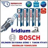 Audı A4 1.8 T Avant (11.2002 12.2004) Bosch Buji Seti Platin İridyum (Lpg) 4 Adet