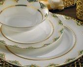 Aryıldız Ar 60016 Prestige Porselen Yemek Takımı 83 Parça
