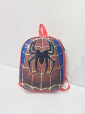 Haeja Spiderman Kırmızı Erkek Çocuk Sırt Çantası