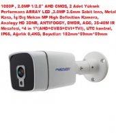 Güvenlik Kamerası Avenir Dış Ve İç Mekan Uyumlu Metal Kas
