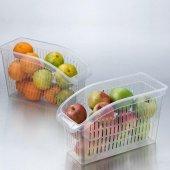 Buzdolabı İçi Sebze Meyve Düzenleyici
