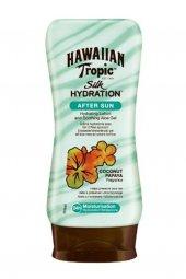 Hawaiian Tropic Silk Hydration Air Soft Coconut & Papaya Güneş Sonrası Losyon 180 Ml