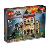 Lego Jurassic World Lockwood Estatete Indoraptor Hücumu 1019 Parça