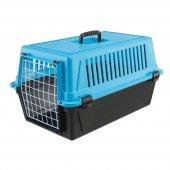 Ferplast Atlas 20 Kedi Köpek Taşıma Kutusu Mavi Az...