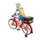Pilli Adamlı Yarış Bisikleti Pilli Hareketli Sesli...