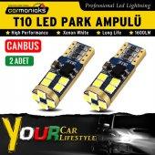 Gold Serisi Osram Canbus T10 Park Ampülü Beyaz Videolu Carmaniaks