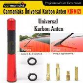 Carmaniaks Karbon Anten Kırmızı (Videolu Tanıtım)