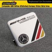 Carmaniaks Amg Edition Affalterbach Germany Sticker Metal Arma