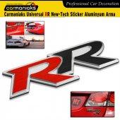 Carmaniaks Universal Rr New Tech Sticker Aluminyum Arma